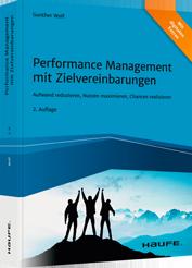 Buch Performance Management mit Zielvereinbarungen